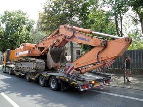FIAT FH 300 EL.2 excavator