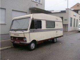 Bedford Hymer Oldtimer Wohnmobil 4 plätze