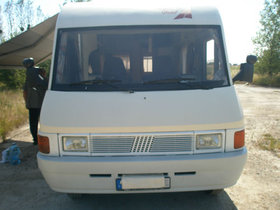 1992 Frankia Mobil 550