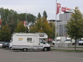 Bürstner A573