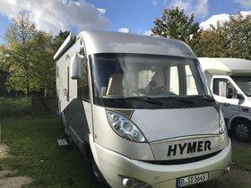 Hymer-Eriba B524 SL