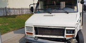 Bürstner Fiat ducato unfall nocht fahrbereit
