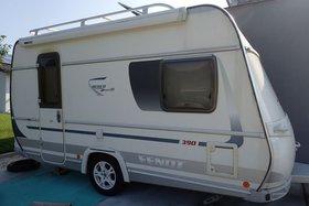 Fendt Bianco Sportivo 390 FH