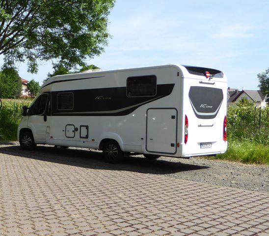 Bürstner TravelVan T 690 G IC-Line
