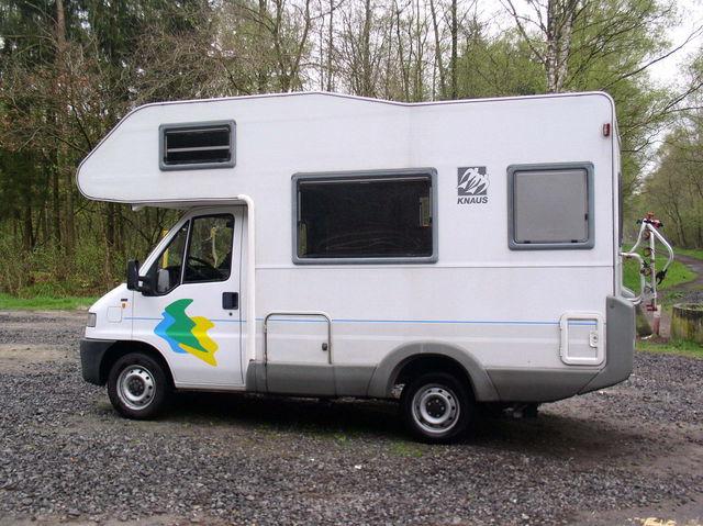 Knaus Traveller C510