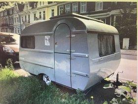 DDR Wohnwagen  QEK