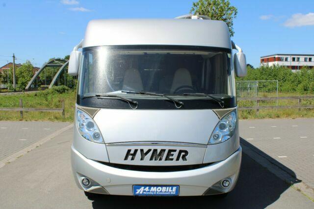 HYMER-ERIBA B 528 / 514 SL Rückfahrkam. 2x Klimaanlage