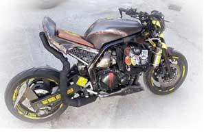 suche Motorräder und Zubehör